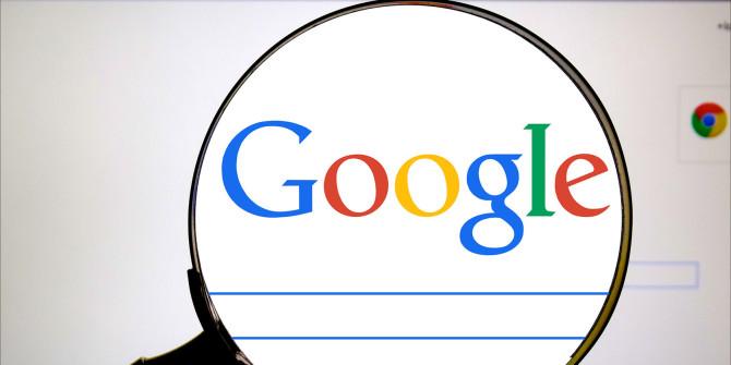 Find det du søger i Google…